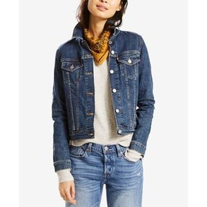 Levi's Women's Original Denim Trucker Jacket M